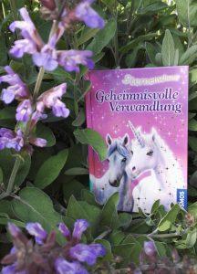 Linda Chapman Sternenschweif Geheimnisvolle Verwandlung Buchtipp Kinderbuchblogg Brigitte Wallinger Feuer und Flamme fuer junge Literatur