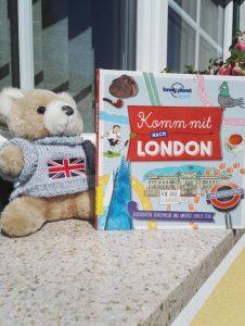 Moira Butterfield Komm mit nach London Reiseführer Buchtipp Buchempfehlung Kinderbuch Sachbuch Kinderbuchblog Jugendbuchblog Brigitte Wallinger Feuer und Flamme fuer junge Literatur
