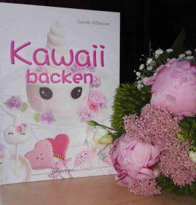 Sarah Aßmann Kawaii backen Buchtipp Buchempfehlung Brigitte Wallingers Kinderbuchblog Feuer und Flamme für junge Literatur