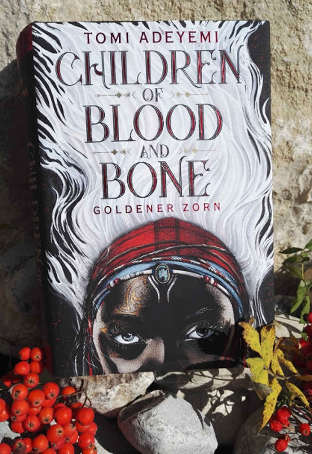 Tomi Adeyemi Children of Blood and Bone: Goldener Zorn