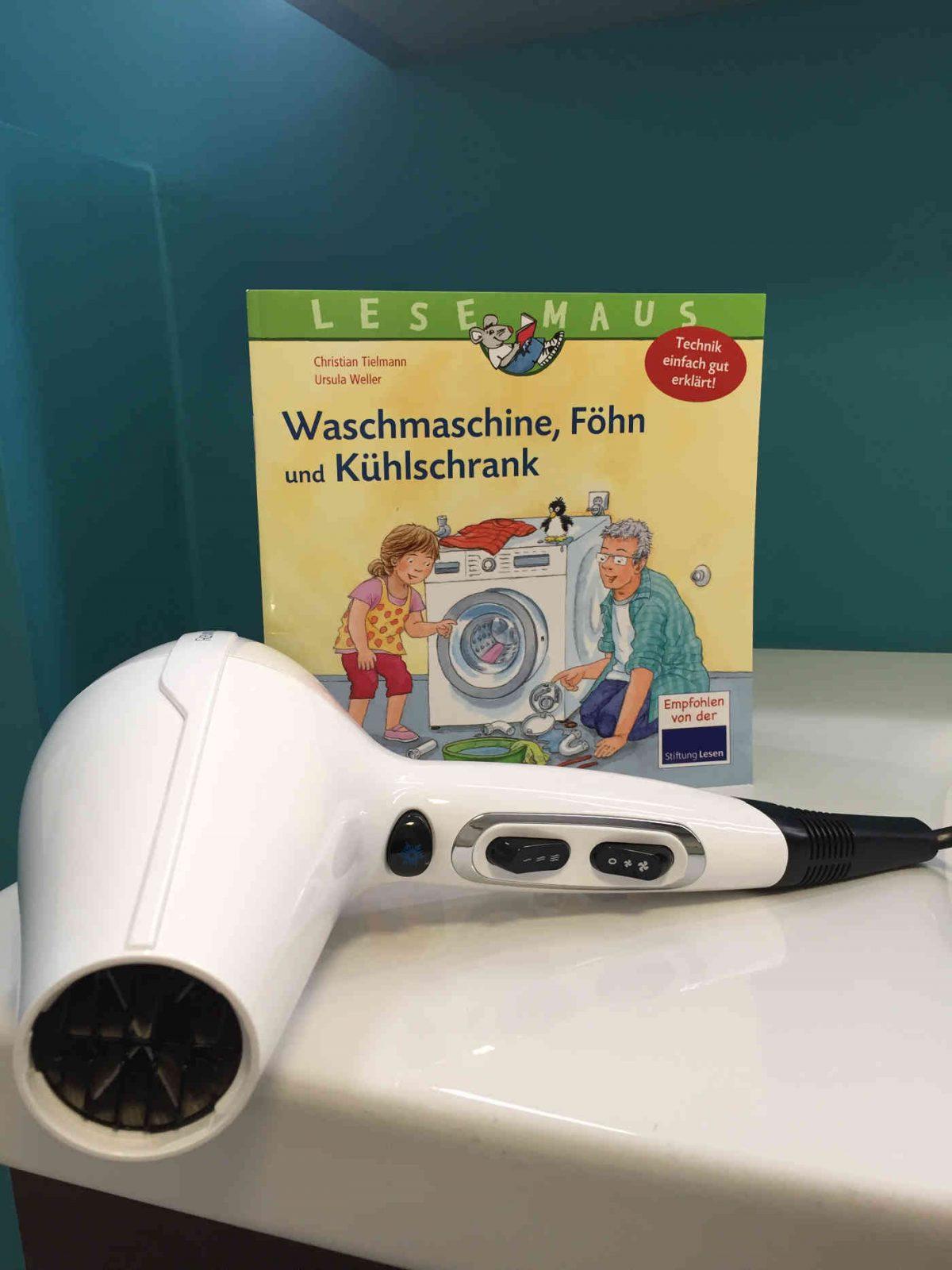 Christian Tielmann Waschmaschine, Föhn und Kühlschrank: Technik einfach gut erklärt