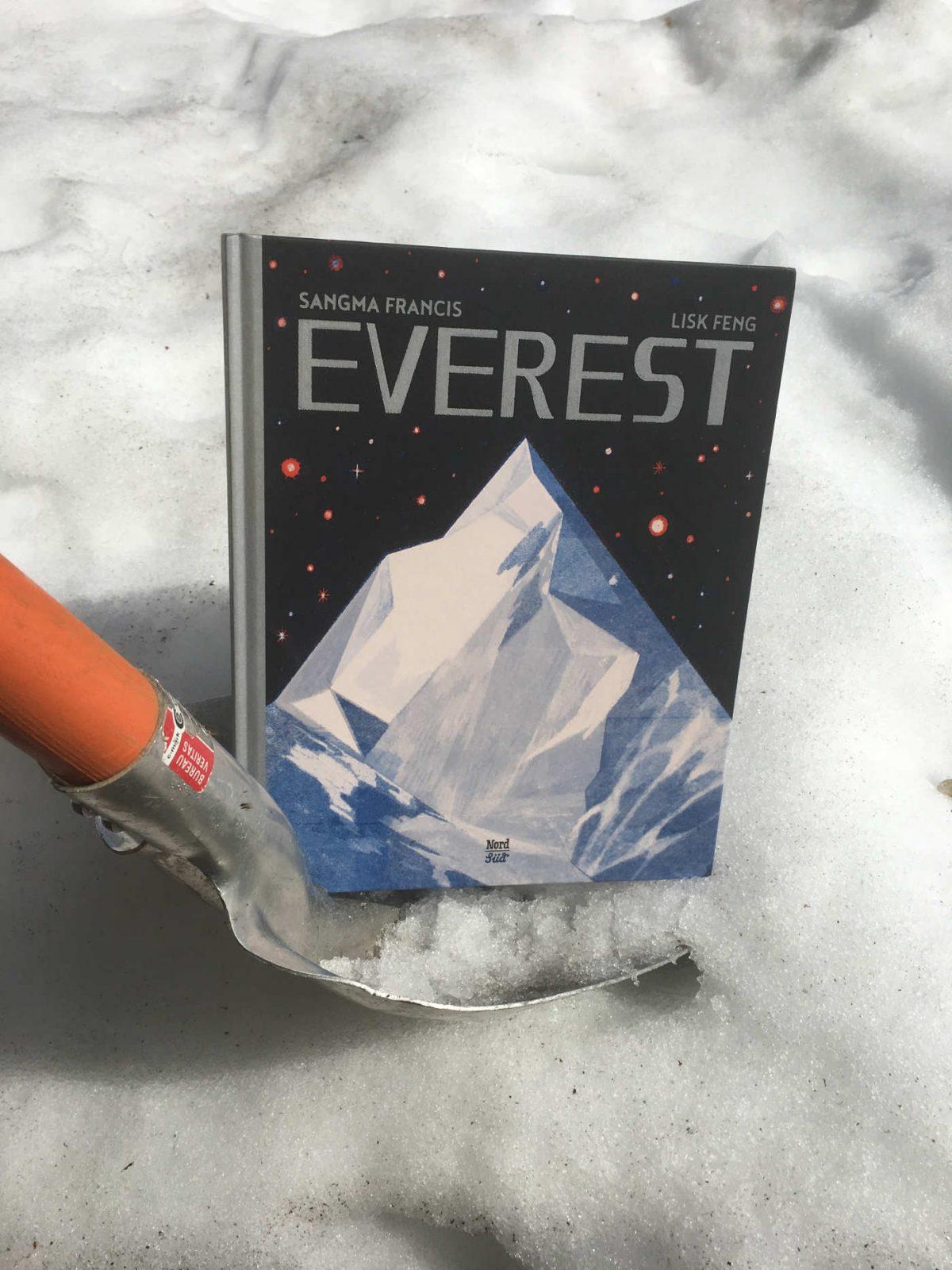 Sangma Francis und Lisk Feng: Everest