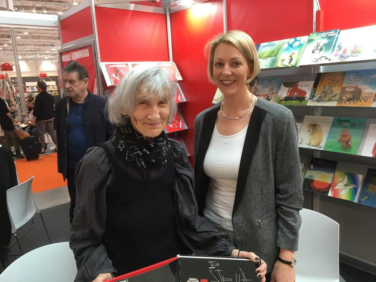 Interview mit Kveta Pacovska, BCBF 2019