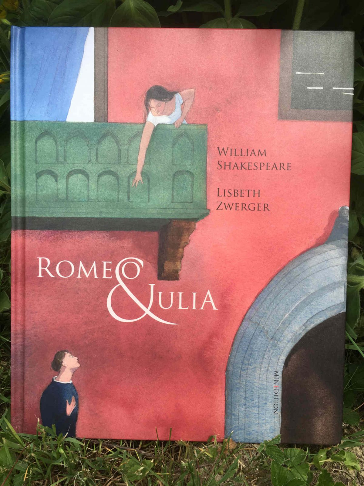 William Shakespeare Und Lisbeth Zwerger Romeo Julia