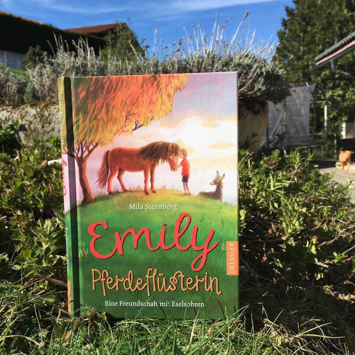 Mila Sternberg und Verena Körting: Emily Pferdeflüsterin: Eine Freundschaft mit Eselsohren