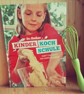 Buchempfehlung Kinderkochbuch genial Koenig Oetker Kochen und Backen mit Kindern