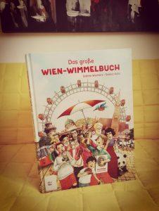 Wiemers Hula Das große Wien Wimmelbuch, Buchempfehlung, Kinder, Jungen, Mädchen, Buchtipp, sehr gut