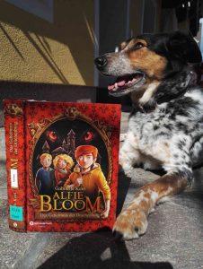 Gabrielle Kent Alfie Bloom Das Geheimnis der Drachenburg Brigitte Wallingers Kinderbuchblog Buchtipp Buchempfehlung mega toll super genial