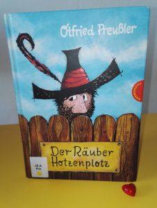 Kinderbuch Otfried Pressier Der Räuber Hotzenplotz Buchtipp Buchempfehlung geniales Buch toll Kinderbuchblog Brigitte Walliser