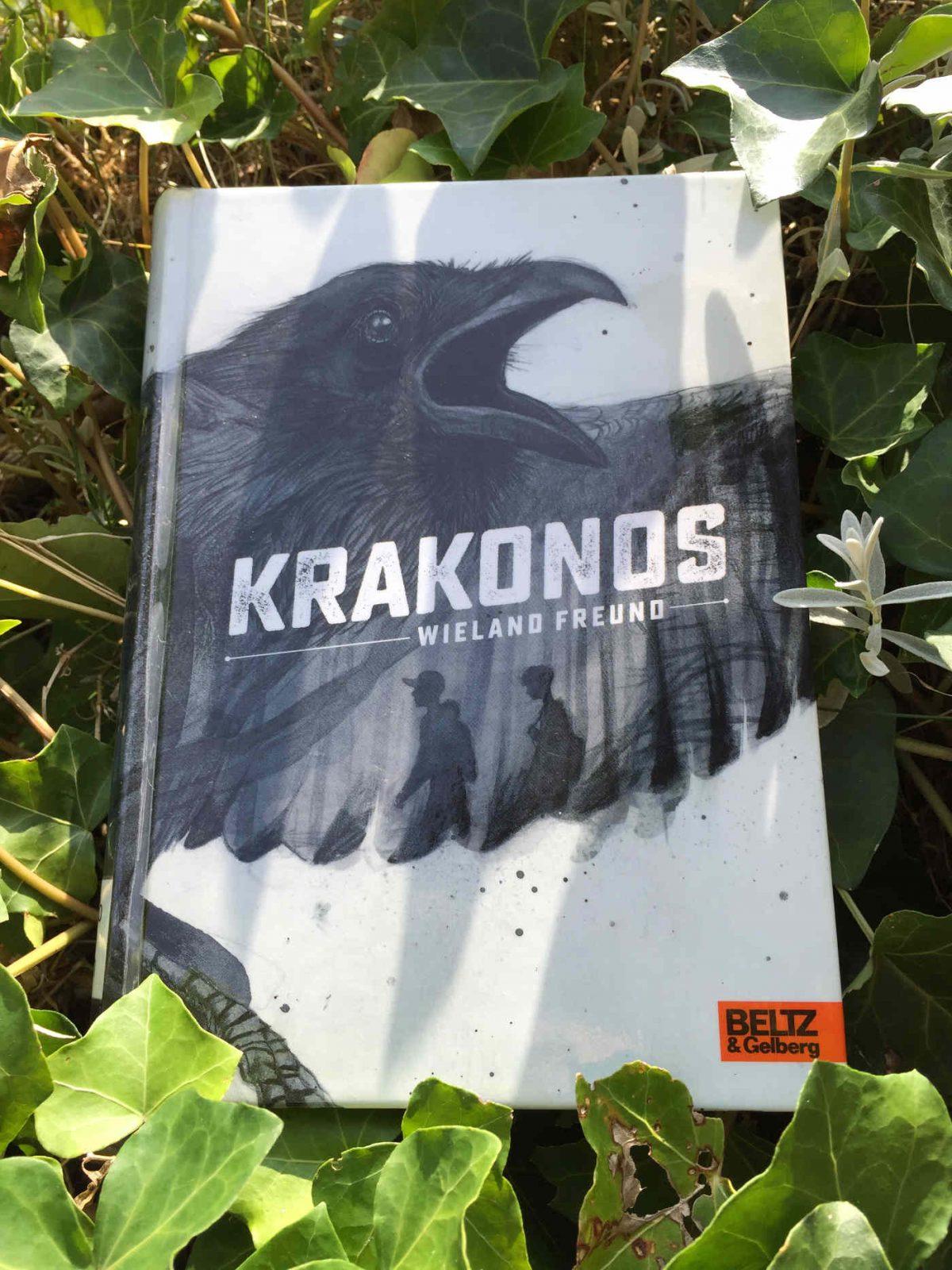 Wieland Freund Krakonos Jugendbuch Kinderbuch Buchtipp Kinderbuchblog Brigitte Wallinger Buchempfehlung