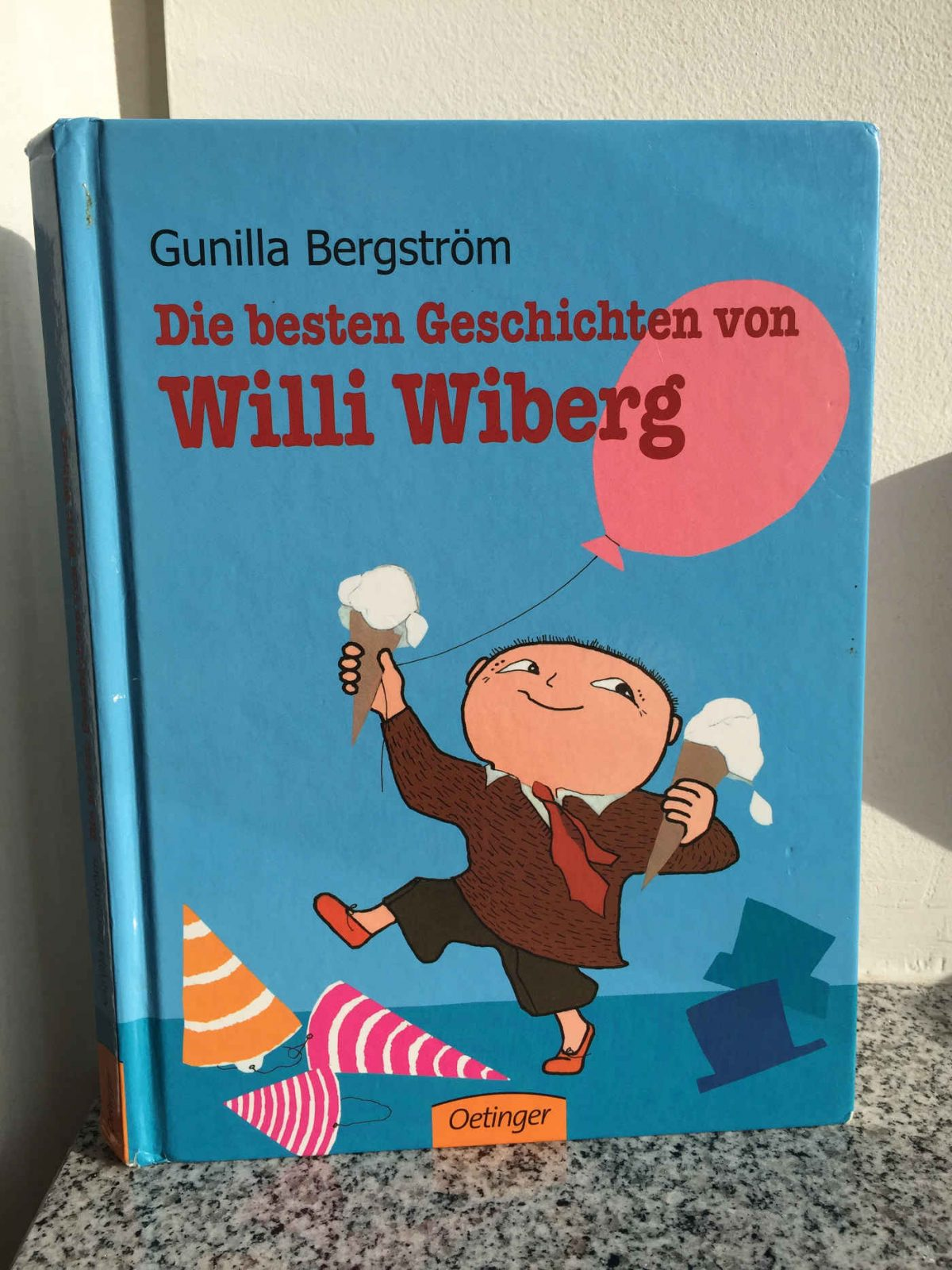 Gunilla Bergström: Die besten Geschichten von Willi Wiberg