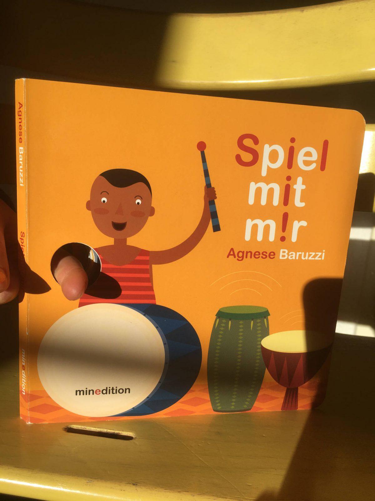 Agnese Baruzzi: Spiel mit mir!