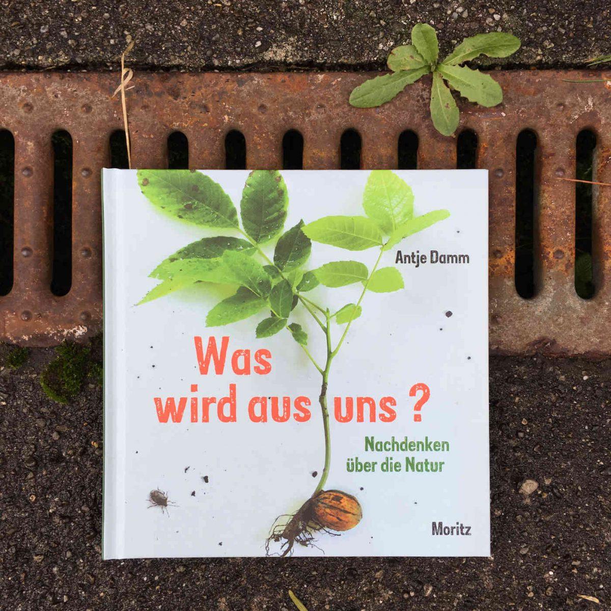 Antje Damm: Was wird aus uns? Nachdenken über die Natur