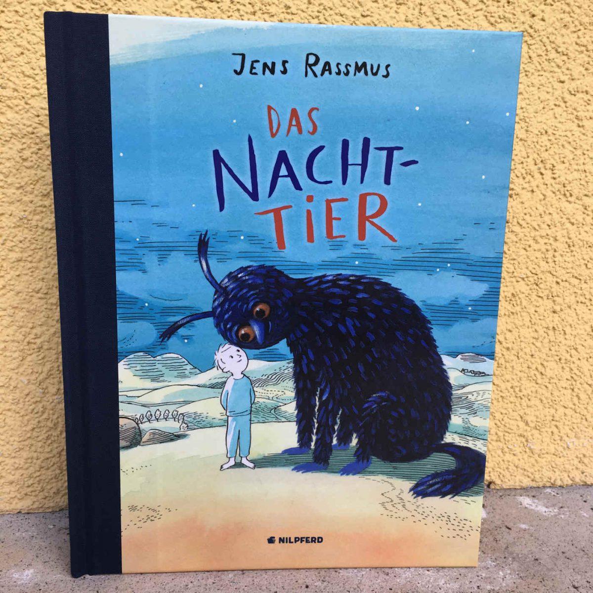 Jens Rassmus: Das Nacht-Tier