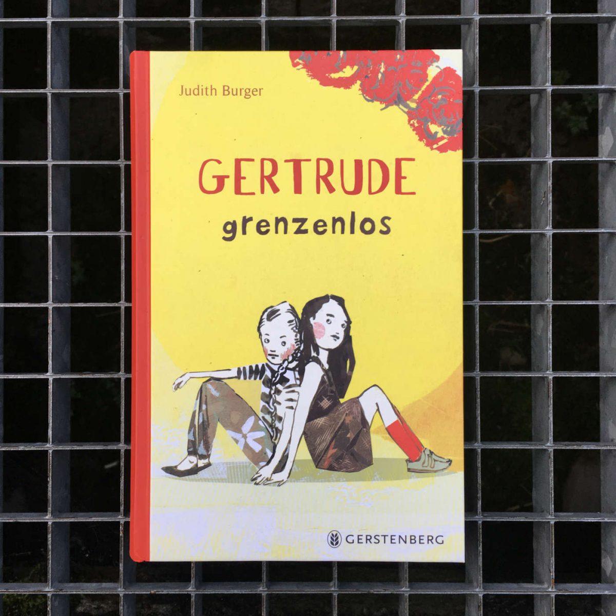 Spannender DDR-Jugendroman: Gertrude grenzenlos