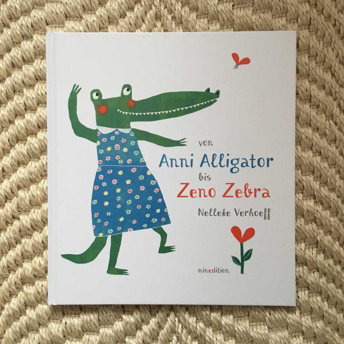 Nelleke Verhoeff: Von Anni Alligator bis Zeno Zebra