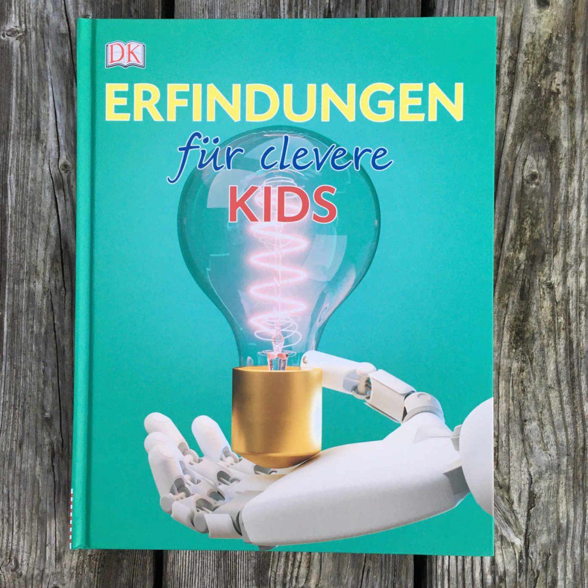 Super Kindersachbuch über ErfinderInnen und Erfindungen
