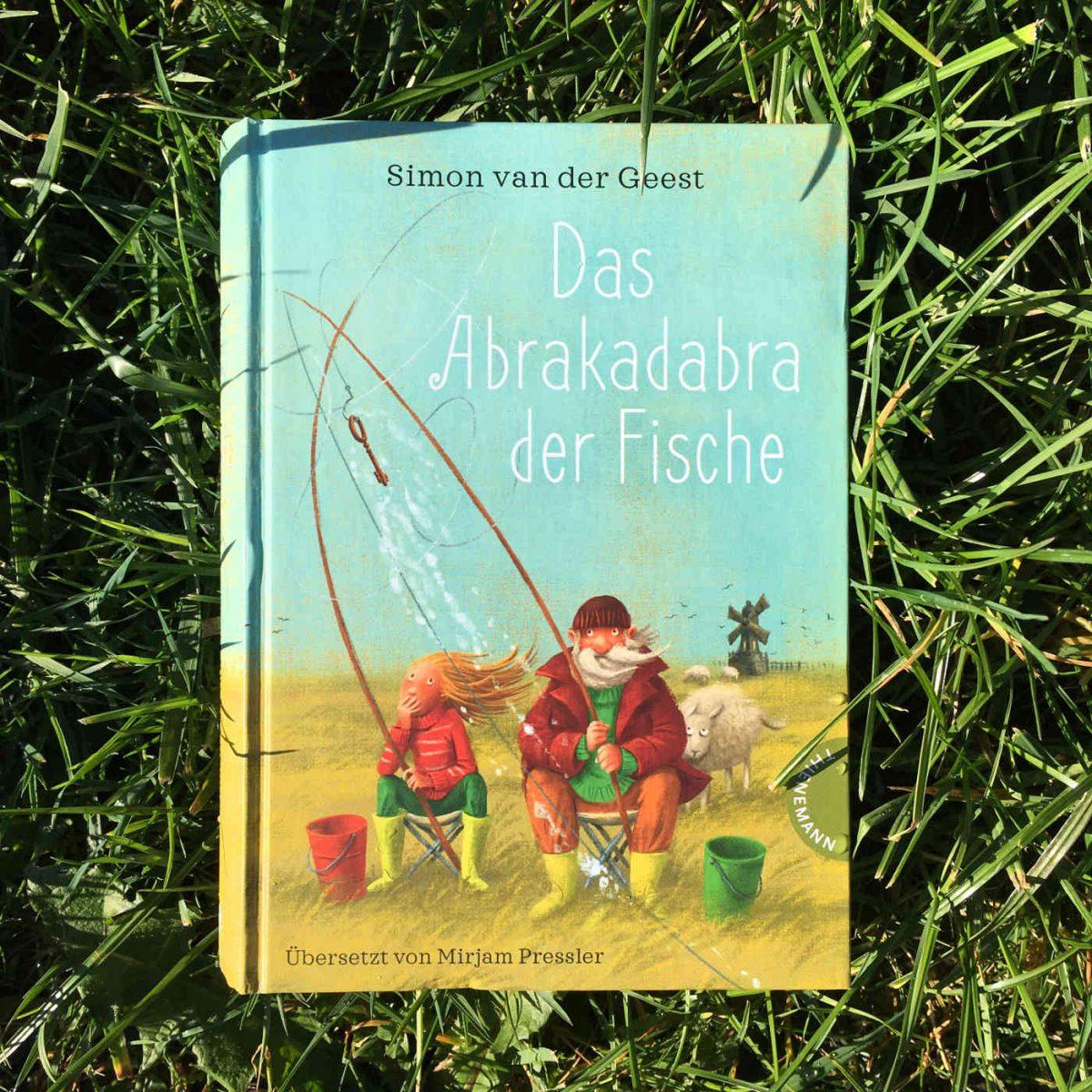 Ein spannendes, berührendes Kinderbuch der Extraklasse: Das Abrakadabra der Fische