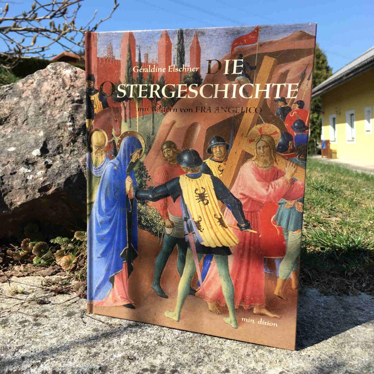 Géraldine Elschner und Fra Angelico: Die Ostergeschichte