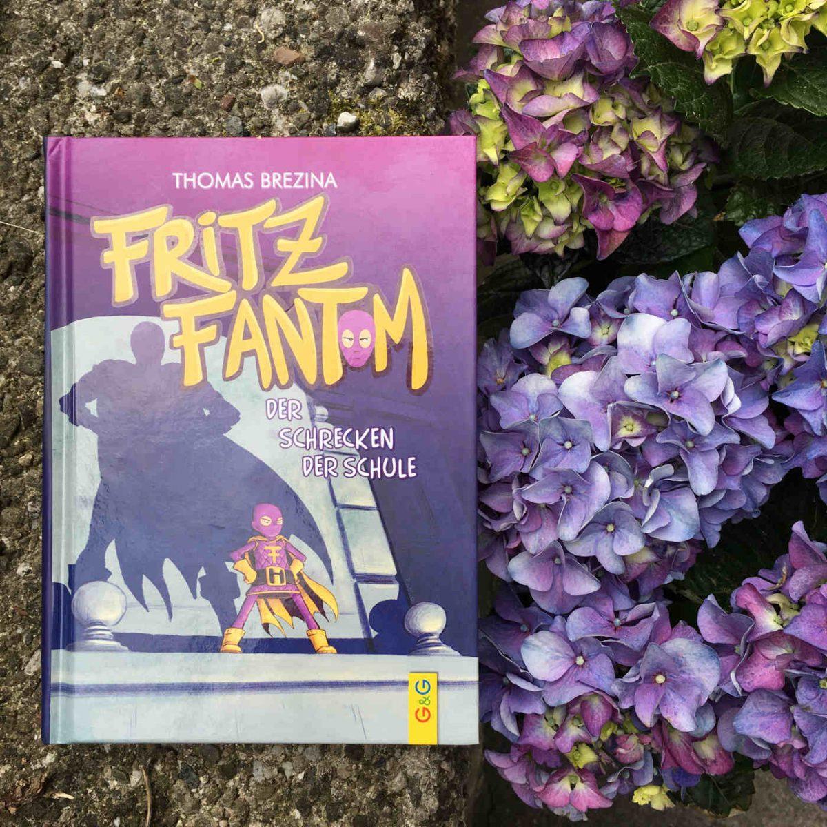 Thomas Brezina: Fritz Fantom – der Schrecken der Schule