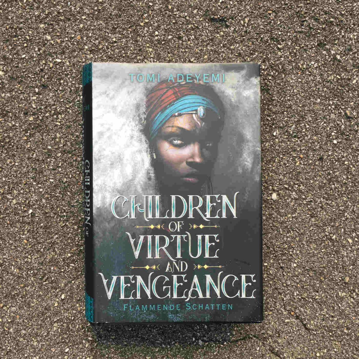 Tomi Adeyemi: Children of Virtue and Vengeance, Flammende Schatten