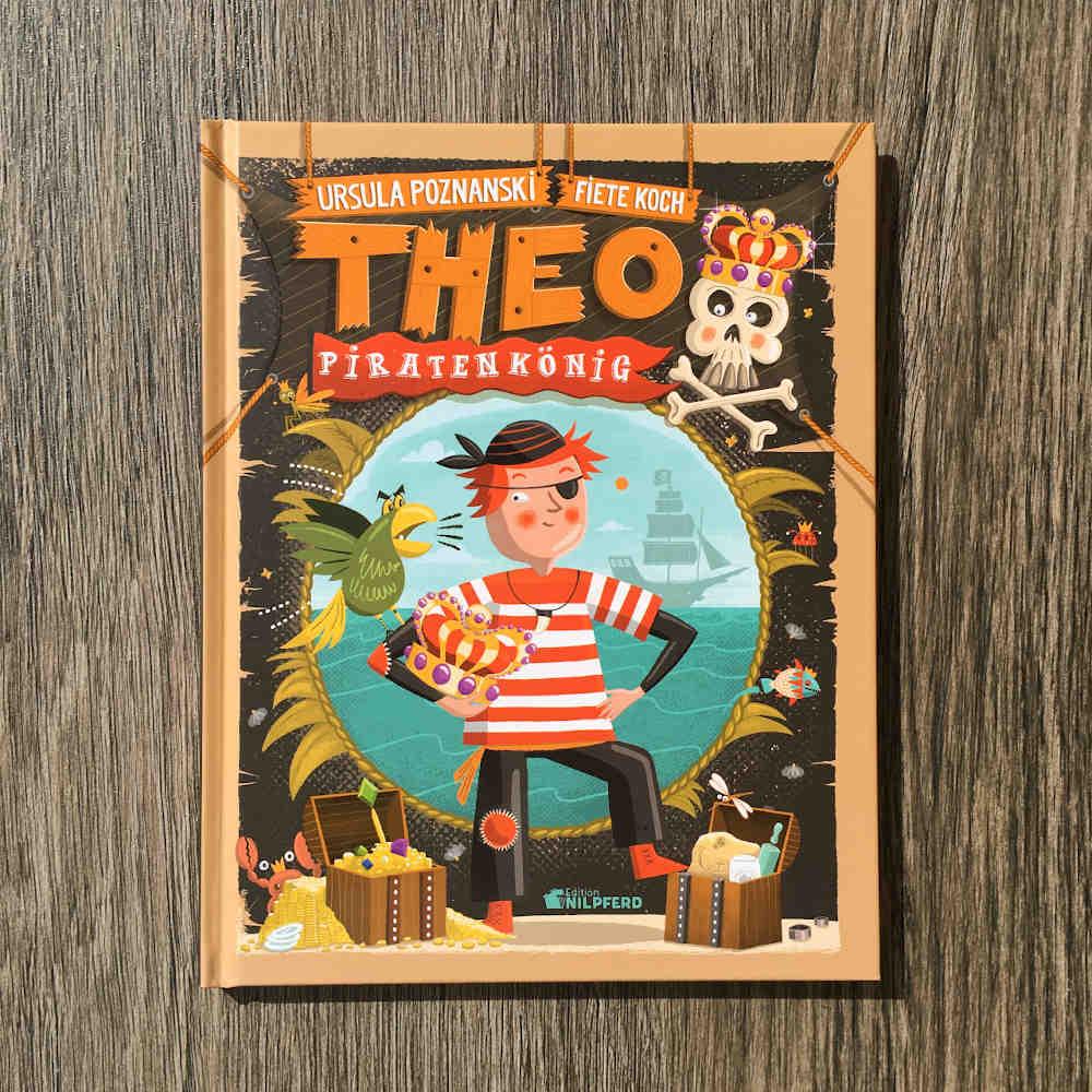 Turbulente Schatzsuche mit Theo Piratenkönig