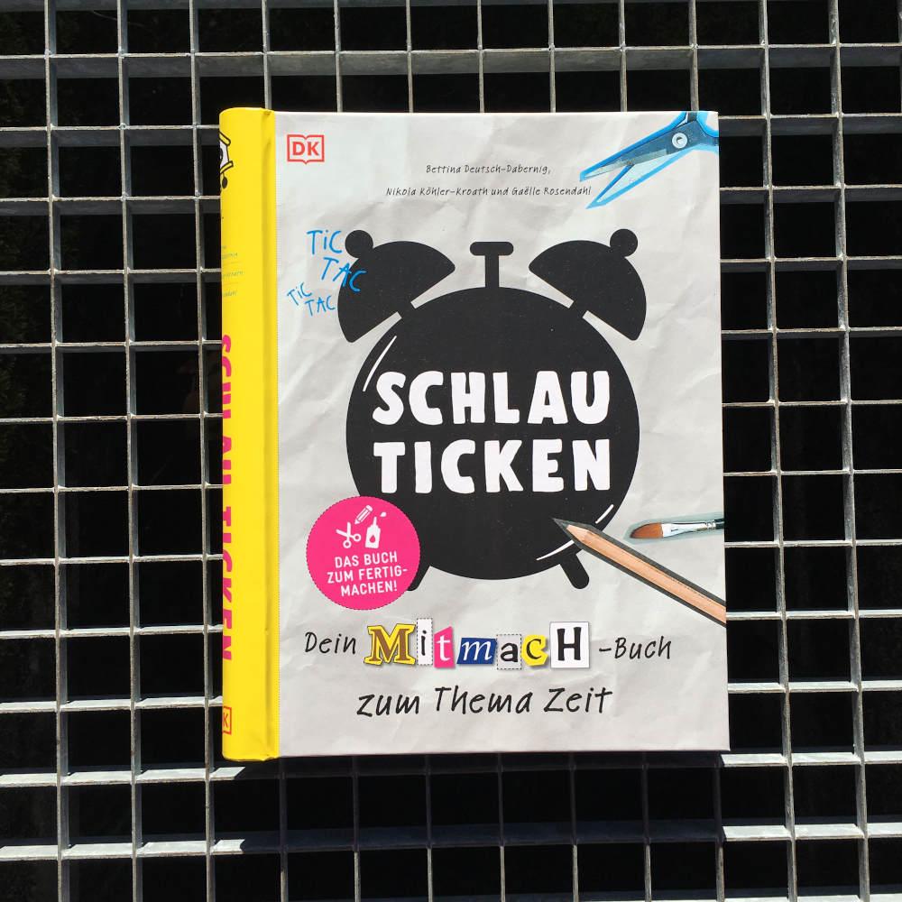 Erkunde die geheimnisvolle Zeit: Ein Mitmach-Sachbuch für schlaue Kids