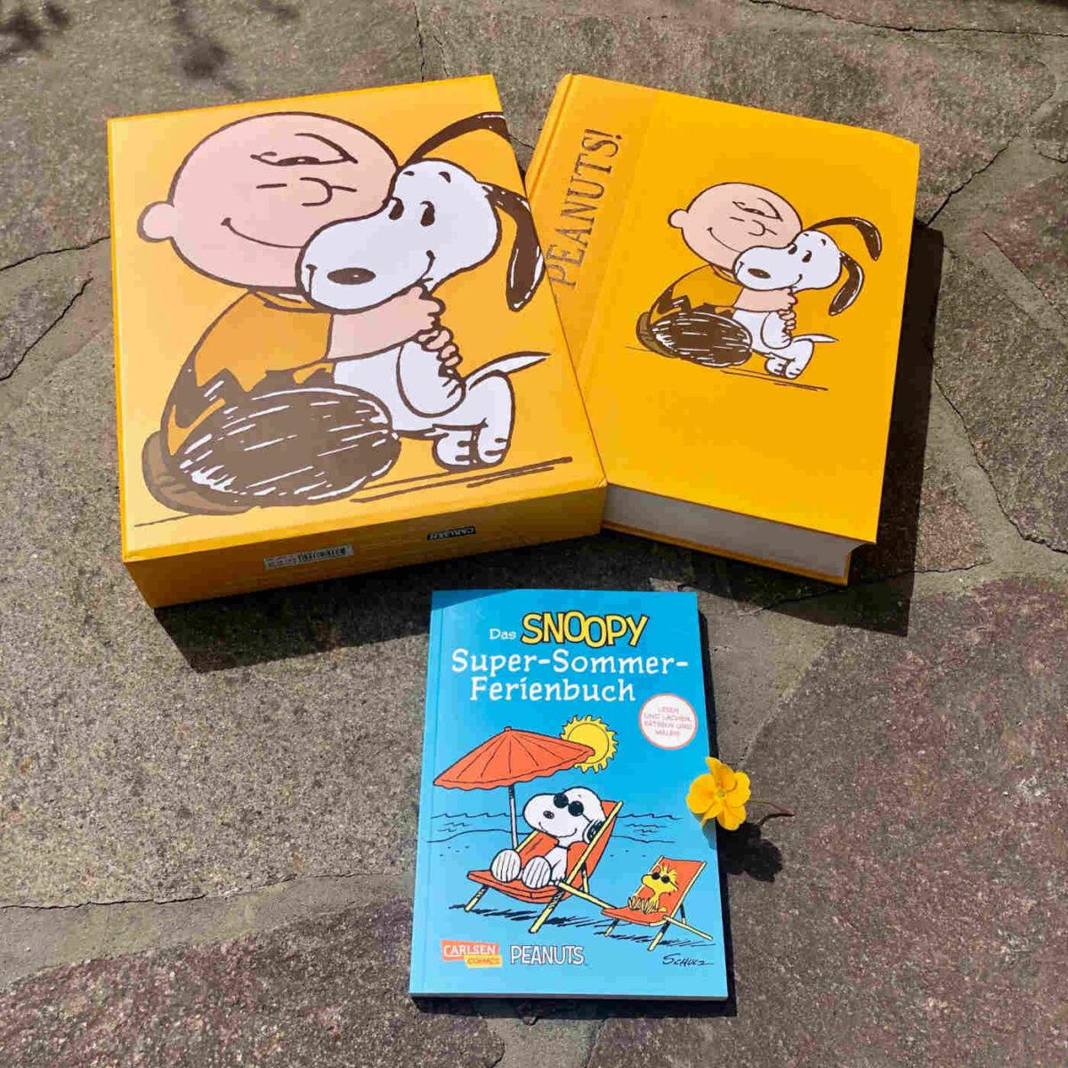 Peanutsfans aufgepasst! Trommelwirbel und Tusch