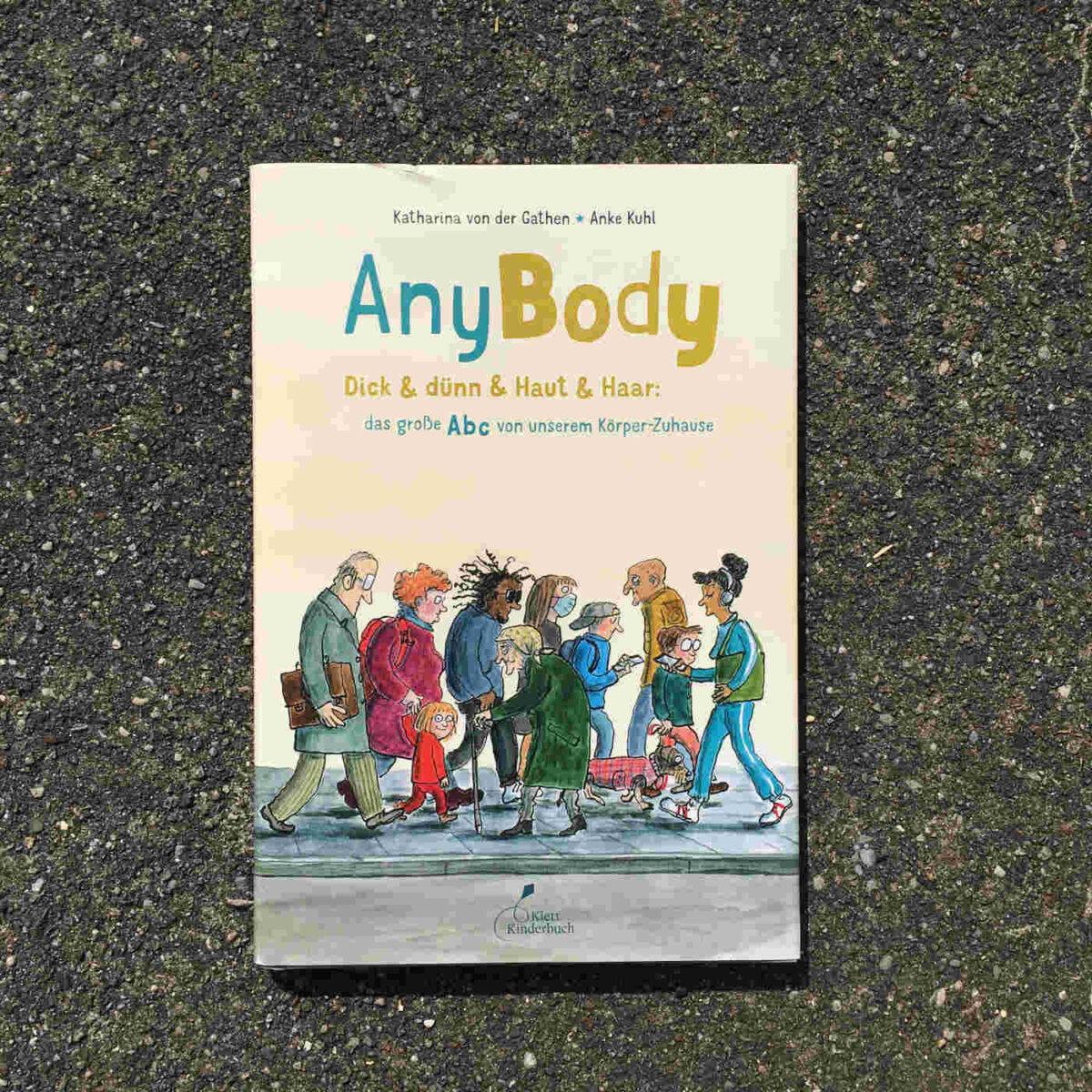 Ein Körpersachbuch der Extraklasse