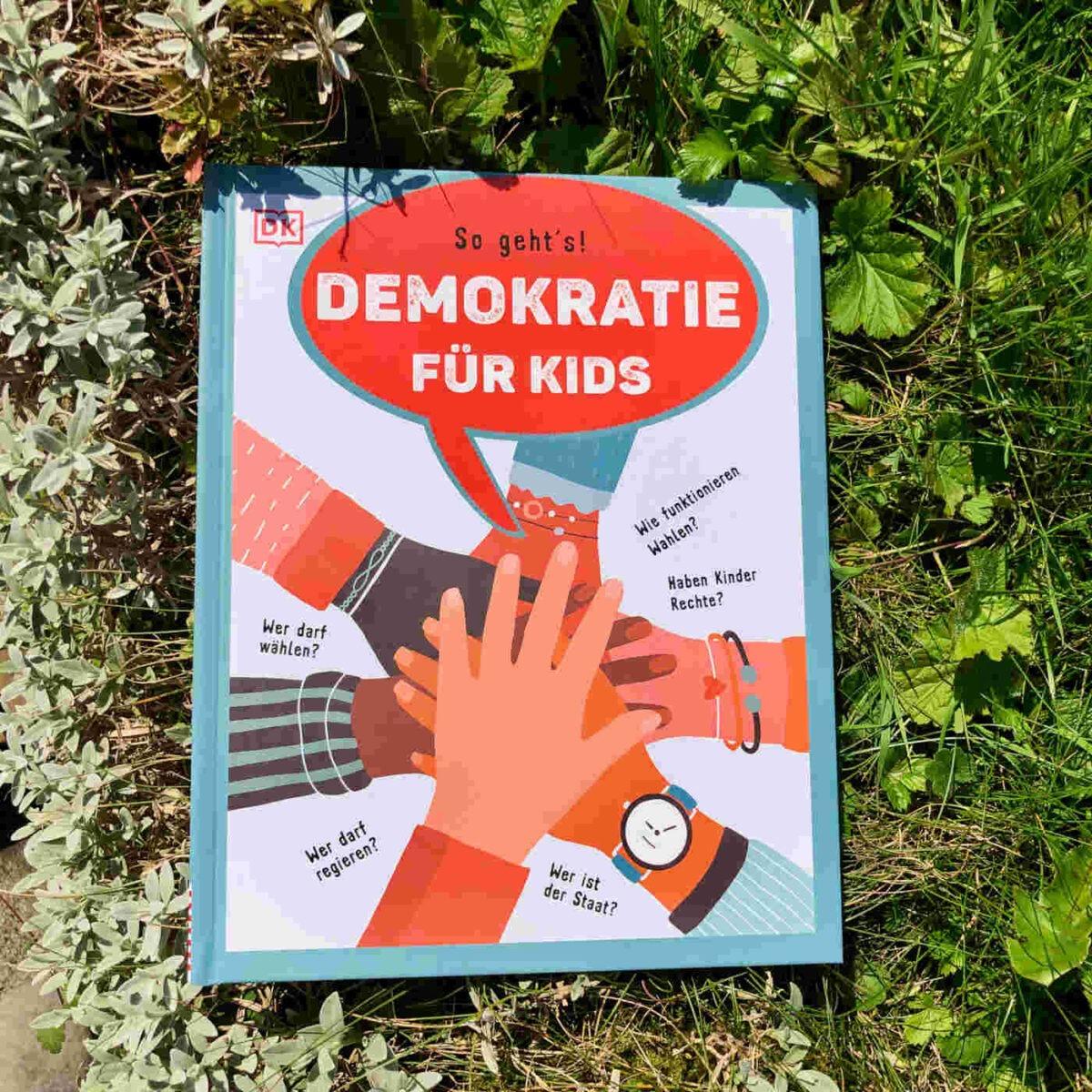 So geht's! Demokratie für Kids
