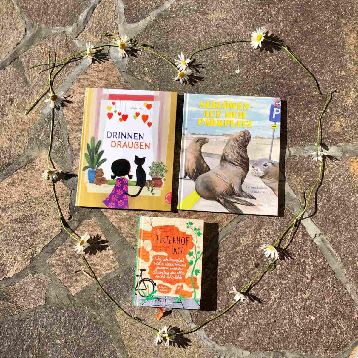 Corona im Kinder- und Bilderbuch